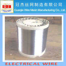 Tinned copper clad aluminum wire(TCCA) pure silver electrical wire