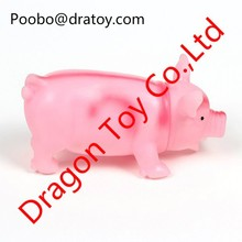 small cute pig hand puppets for decoration