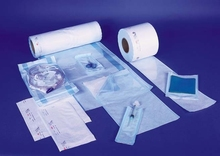 Sterilization packaging Tyvek, hospital disposable medical consumables