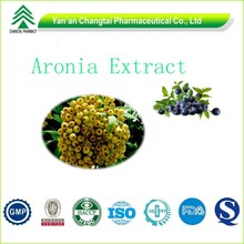 GMP Factory direct supply Natural hot sale Organic Aronia Chokeberry Extract