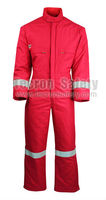 Tecron Safety Light Weight Insulated Flame Retardant Cotton Coverall