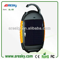 Waterproof Laptop Solar Charger Pad With Ac Wall Socket