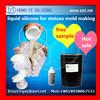 liquid silicone for gypsum mold,plaster/grc mold rtv silicone