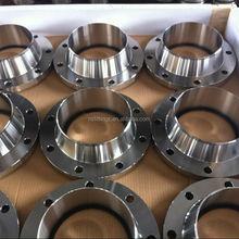 ANSI B16.5 A105 WN RF flange A182 347H F51 F53 weld neck flange 300lbs