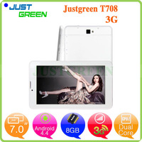Justgreen T-708 Tablet 7 inch 5 Point Touch Capacitive Screen Tablet PC OEM With Best Price