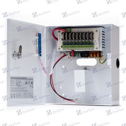 12VDC 5A led switching power supply, surveillance camera 9CH,ac dc