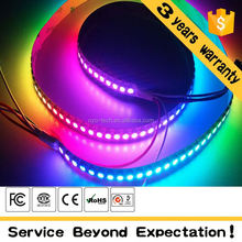 popular decoration 5m ws2811 5v 60leds rgb led strip lightings