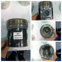 high quality 100mm piston for perkins/ 9135J142/U5LP0024/perkins A350769/70