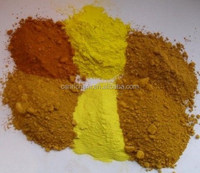 Medium Chrome Yellow with Light,Deep,Lemon,Orange color widely used in paints, printing inks,plastic