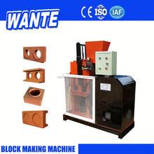 WT1-25 soil cement foam hydraulic block machine from direct supplier