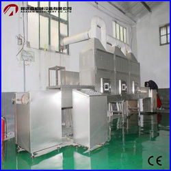 turmeric dehydrator/tunnel type microwave turmeric dryer machine