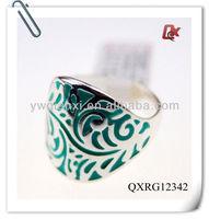 New design ladies finger ring (QXRG12342)