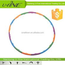 professional light wholesale hula hoop