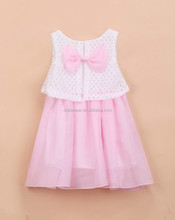 Hot Sale Fashion baby 2-5years old dress of hot sexy babies of princess dress in 2015