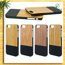 natural bamboo wooden cell phone case/ for iphone 6 back cover