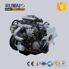 Moteur diesel de tous les types et tailles de bonne application