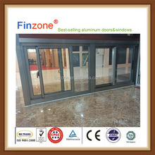 Fashionable unique aluminum sliding window manufacturer