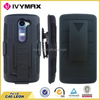 Mobile phone accessory for LG C40 LEON/LS665/TRIBUTE 2 case cover