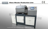 High Quality Crystal Glass The Mosaic Polishing Machine