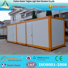 welded assembled container house