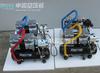 Oil Free silent air compressor