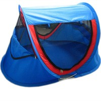 Foldable carry baby travel cot for kids