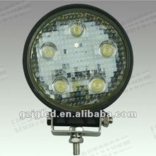 Factory price!! 2012 Hot sale! 15W 12v led fog light for truck (JG-W050-F)
