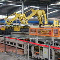 brick making production line / latest technology machine