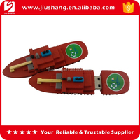 Bulk cheap mini 1gb usb flash drives in ship shape