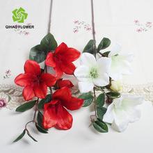Fabricante venda direta da fábrica por atacado da porcelana artificial flores de seda da china