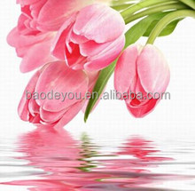 china wholesale eco-friendly diy draw by number canvas painting pictures