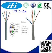 Electronics Consumer Electronics Cable Network 2 24awg 4p UTP Cat 5e Cable Network 2