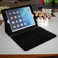 """Super Hot 9.7"""" /7"""" /8"""" Private Mold Bluetooth keyboard leather case for laptap"""
