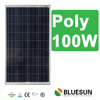 Qualified low price in stock on sale 100w solar panel