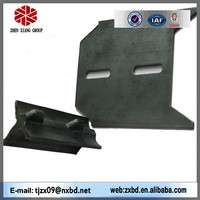 Black Y style steel fence posts, metal fence post for sale