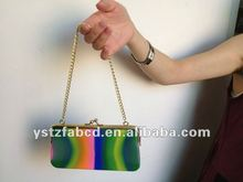 2012 Trendy Silicone Handbags in Mixed colors