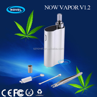 Baking vapor style, Wax pipe style e cigarette Titan-1 now vapor, works for dry herbs