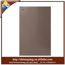 Thickness of 17mm uv color painting board/uv melamine mdf