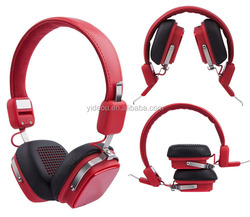 best selling mobile phone accessories portable wireless headphone with microphone heads free headphone factory sale