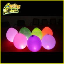 """2015 Latest Light Led Latex Balloons 12"""" 5.5g"""