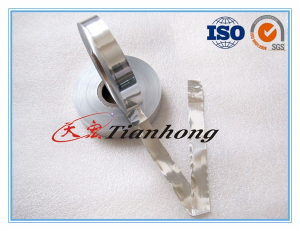 aluminum foil bopp film laminated roll tape cable shielding AL