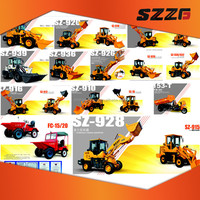 front end ZL-922 small wheel loader
