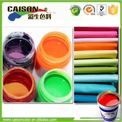 Professional manufacture Color Concentrates for gingham fabric energy saving dyeing
