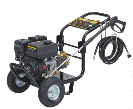 High pressure washer manguera