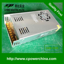 Hoge verkoop dc power supply switching power supply dc 360w 24v 15a power supply 12v 30a power supply