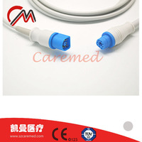 HP Spo2 extension cable,Round 12Pin medical consumable material