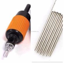 Sterile disposable 3 Round Shader 3RS Tattoo Needle ink grip gun machine tip