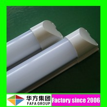 2ft-8ft 8W-40W T8 integrated led fluorescent t8 tube lights with CE RoHS UL DLC approved