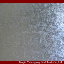 Roofing used galvanized steel plate cheap price