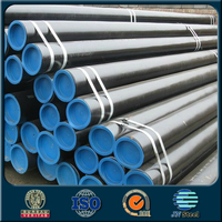 ASTM A53/A106 GR A/B low carbon seamless steel pipe seamless pipe manufacturer